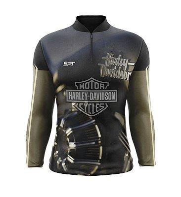 Camisa Motociclismo Proteção Solar FPU 50+ Spartan Ref. 14