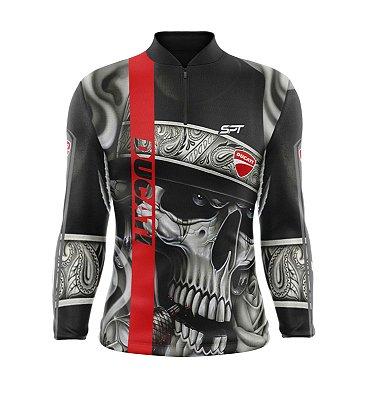 Camisa Motociclismo Proteção Solar FPU 50+ Spartan Ref. 16