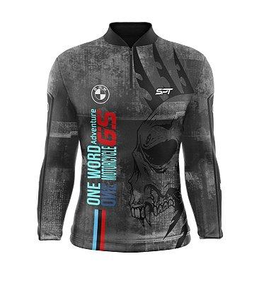 Camisa Motociclismo Proteção Solar FPU 50+ Spartan Ref. 17