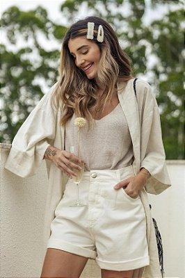 Shorts Alana Off White