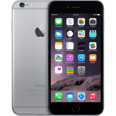 Smartphone Apple Iphone 6 32gb Tela 4.7 Lacrado 1 Ano Garantia