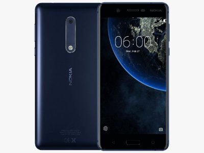 Smartphone Nokia 5 Dual Chip 16gb 13mp Original Tela 5.2