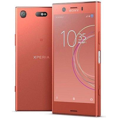 Smartphone Sony Xperia Xz1 Compact 4g Ram 32gb Tela 4.6