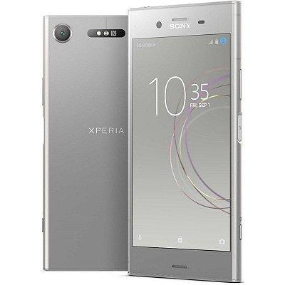 Smartphone Sony Xperia Xz1 4gb/64gb Lte Tela 5.2 - Prata