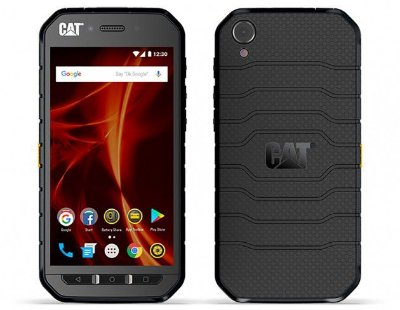 Smartphone Caterpillar Cat S41 Dual Chip Tela 5' 13mp + 8mp