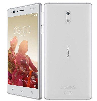 Smartphone Nokia 3 16gb 4g Dual Tela 5.0 - Branco