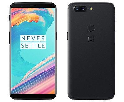 Smartphone Oneplus 5t A5010 64gb Dual Sim Tela 6' - Preto