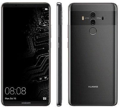 Huawei Mate 10 Pro Dual Chip L29 6gb Ram 128gb Tela 6 - Cinza