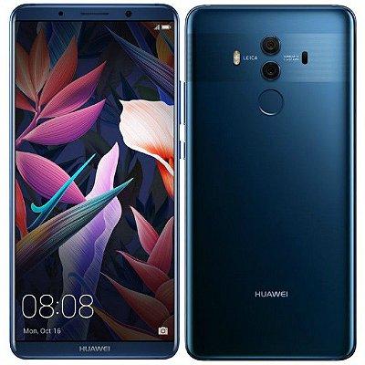 Huawei Mate 10 Pro Dual Chip L29 6gb Ram 128gb Tela 6 - Azul