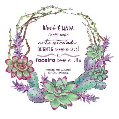 Placa Decorativa FMA4