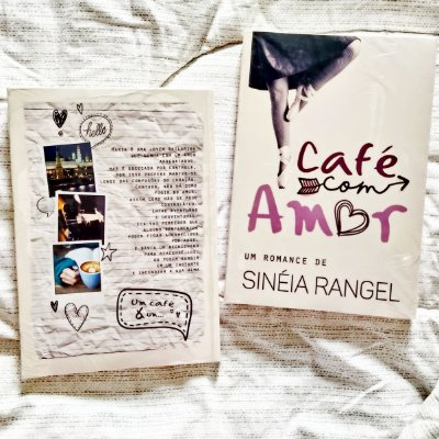 Livro Café com Amor