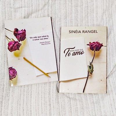 Livro Deixa Dizer Que Te Amo