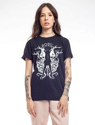 T-shirt Duckbill skull