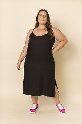Vestido Vitória Preto