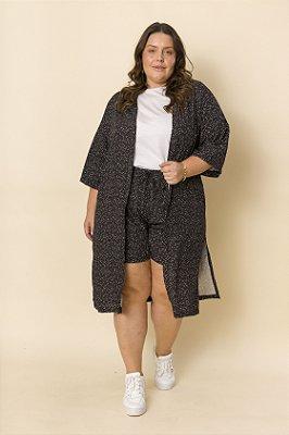 Kimono Mini Poá