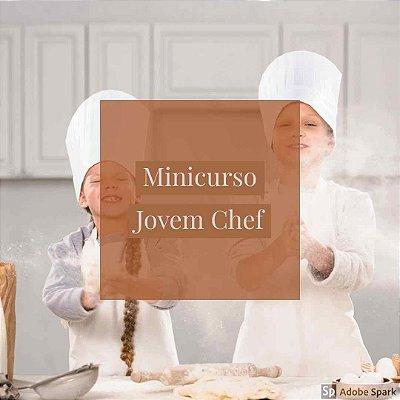 Minicurso Jovem Chef