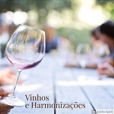 Minicurso de Vinhos e Harmonizações