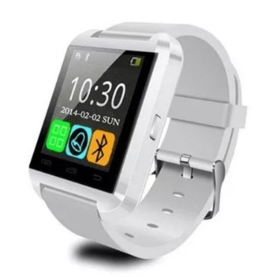 SMARTWATCH U8 RELOGIO BLUETOOTH INTELIGENTE GEAR IOS ANDROID