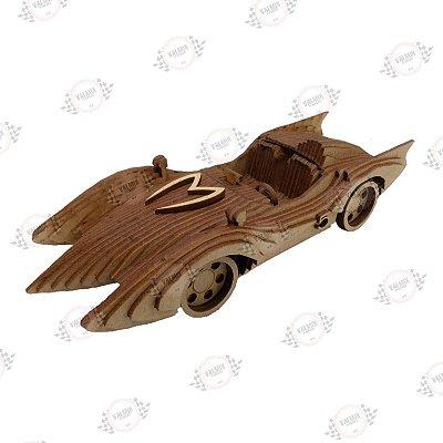 Carro Mach 5 Speed Racer em MDF