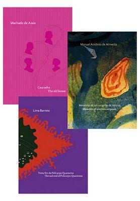 Coleção River of January - Clássicos da literatura brasileira em edição bilíngue