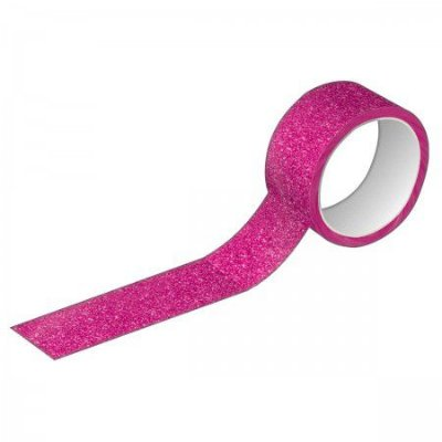 Fita Adesiva TILIBRA Washi Tape 15mm x 10m - Glitter