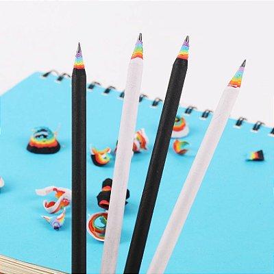 Lápis de Escrever Arco Íris - 2B