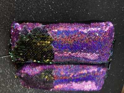 Estojo Paete Glitter Holográfico