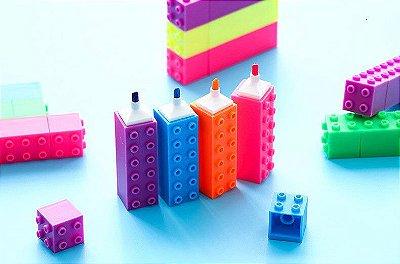 Marca Texto Lego Mini