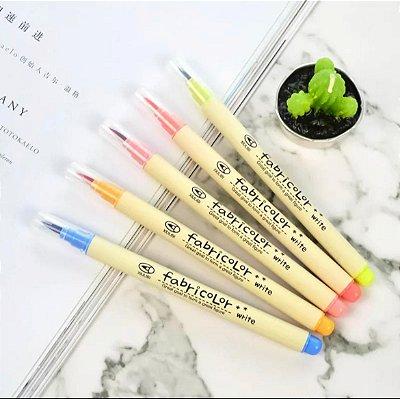Kit Canetas Pincel Brush Pen Future Color - 10 Cores