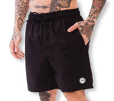 Shorts Elastano Black