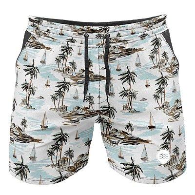 Shorts Elastano Litoral S0009