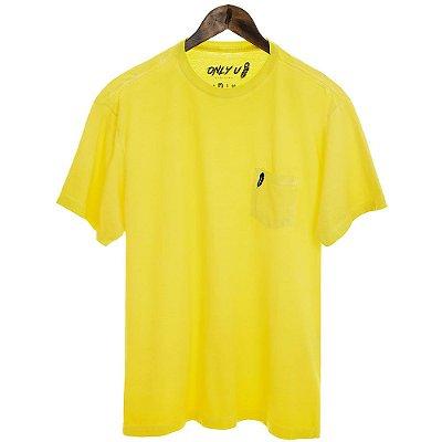 T-shirt Stoned Yellow