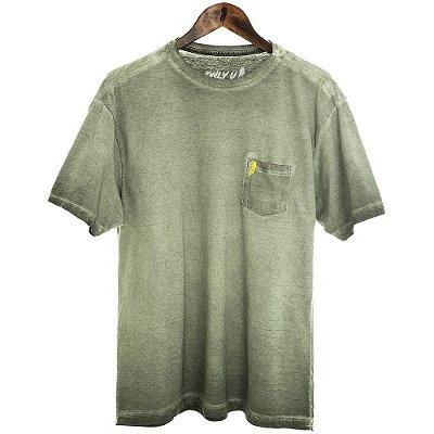 T-shirt Estoned Green