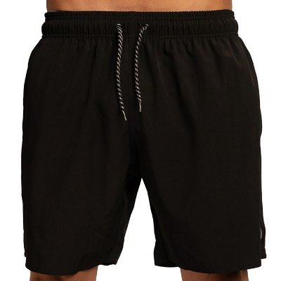 Shorts Elastano Black S0028