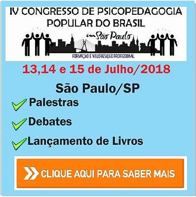 Congresso de Psicopedagogia 2018