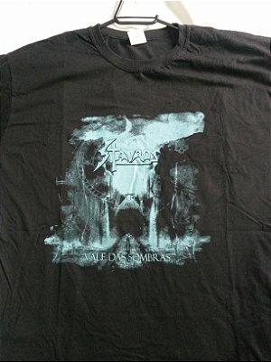 Camiseta Stauros - Vale das Sombras - Comemorativa DVD