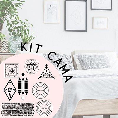 Kit para Proteção para Cama