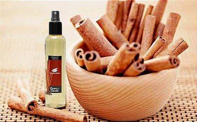 Perfume de ambiente Cravo e Canela - spray  200 ml