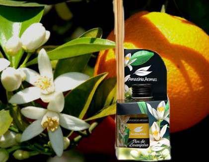 Aromatizador De Ambientes Flor de laranjeira 250ml