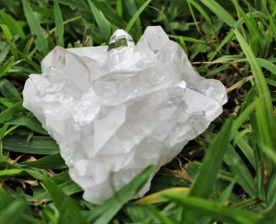 Drusa de Cristal 170 gramas