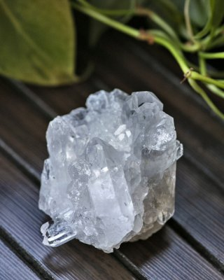 Drusa de Cristal 200 gramas