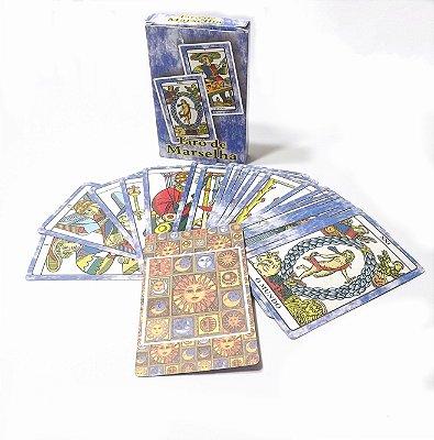 Tarot de Marselha - 22 Arcanos Maiores