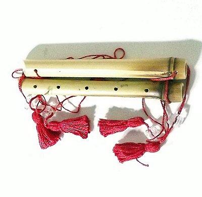 Flauta de Bambú Feng Shui