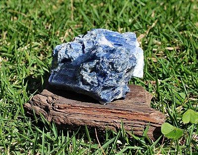 Cianita Azul Pedra Bruta Unitária 1ª Qualidade- Pedra do Ano 2019