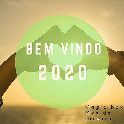 Kit bem vindo 2020 (Janeiro )