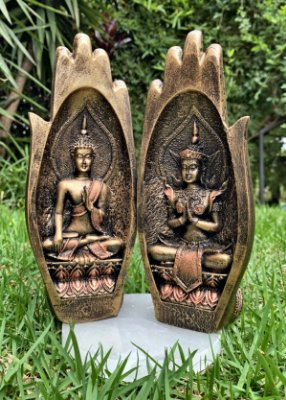 Mãos Buda Hindu