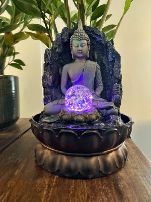 Fonte Buda Hindu