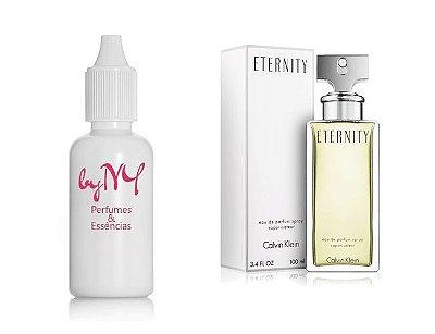 Essência Importada Feminina Eternity Calvin Klein