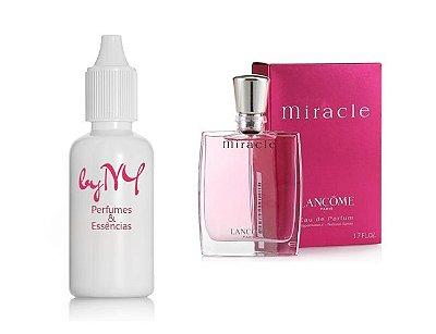 Essência Importada Feminina Miracle Lancôme