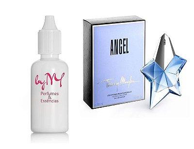 Essência Importada Feminina Inspirada Angel Thierry Mugler